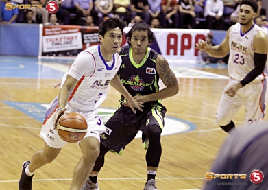Juan MIguel T‭iongson is player of the game