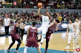 _S1A6048 DLSU's Ben Mbala controls the paint