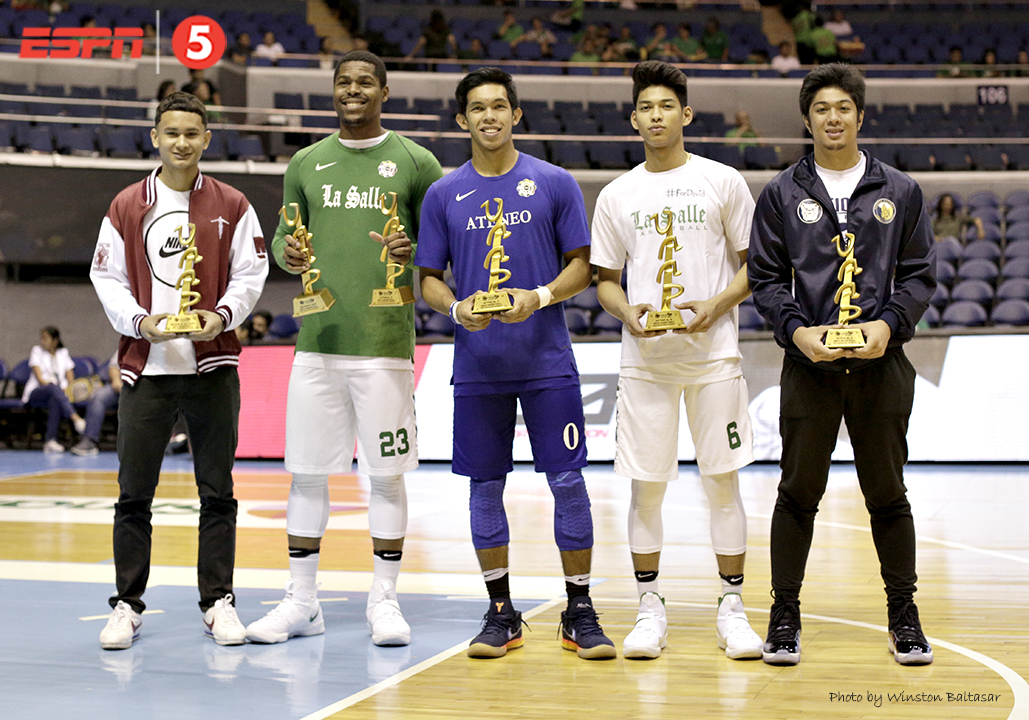 _P2A0033 Mythical 5 less Desiderio with ROY