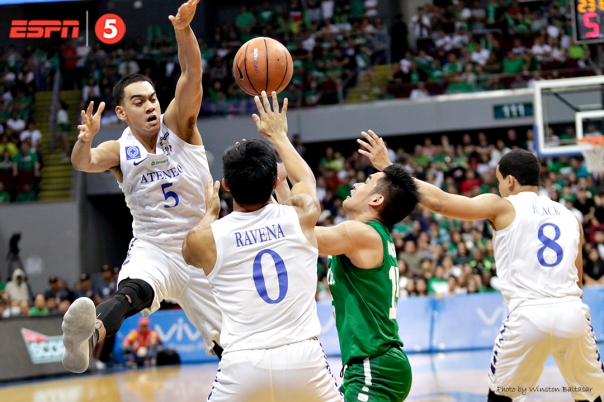 Ateneo's stifling defense