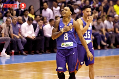 Calvin Abueva is the heart of Gilas