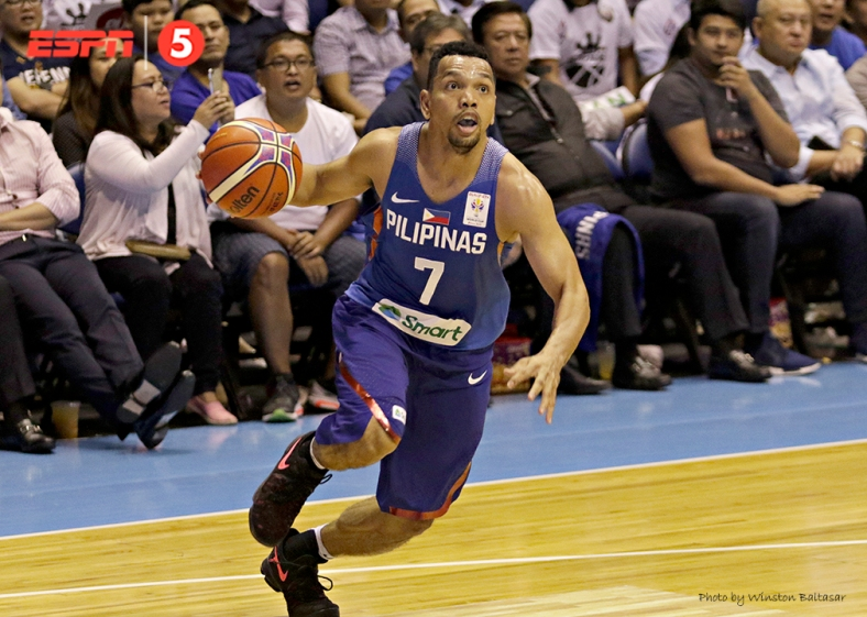 Jayson Castro drives to the basket